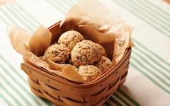 【レシピ】オートミールクッキー