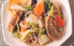 【レシピ】八宝菜